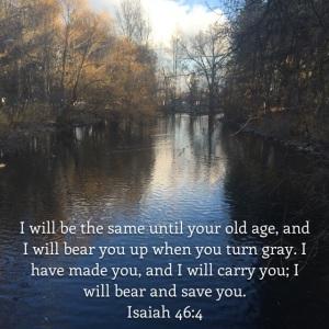 Isaiah 46 verse 4