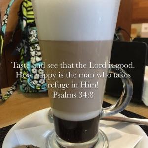 Psalm 34 verse 8