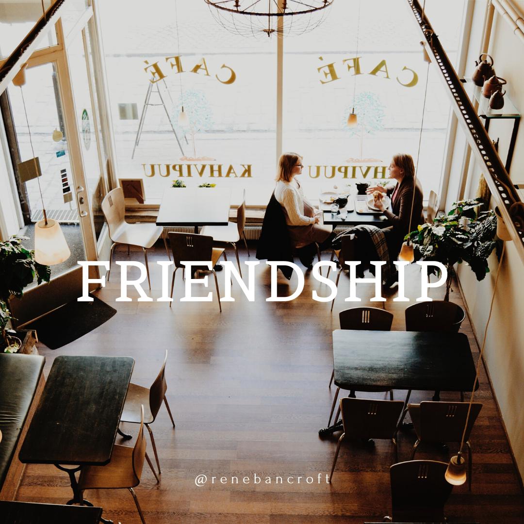 Making New Friends...blog 11-2019