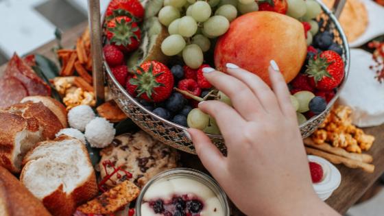Feasting or Striving - blog 3-2020